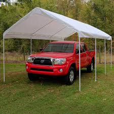 Enclosed Car Canopy by King Canopy Universal Canopy Walmart Com