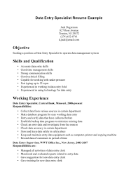 Strong Communication Skills Resume Examples by Data Entry Clerk Skills Resume Resume For Your Job Application
