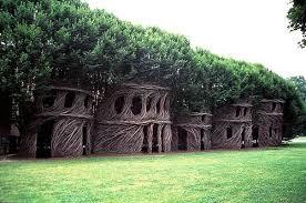 Incredible Houses Patrick Dougherty U0027s Incredible Nest Houses