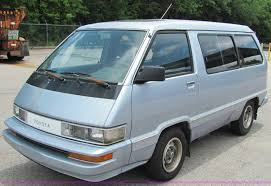 toyota van 1988 toyota van wagon le item 6511 sold july 29 midwest