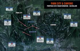Park City Utah Trail Map see how park city has transformed from 1974 to today curbed ski