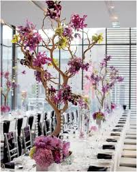 Elegant Centerpieces For Wedding by Best 25 No Flower Centerpieces Ideas On Pinterest Bridal