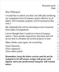 sle resignation letter resignation letter sle offset leave 28 images 32 resignation