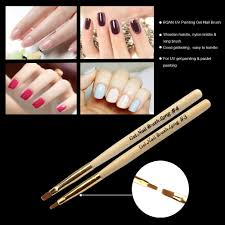 bqan uv painting gel nail brush nail art drawing brush pen