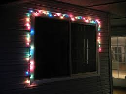 how to hang christmas lights in window christmas lights around windows ideas christmas decorating