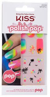 kiss polish pop nail art abbey road 1 kit beauty nails