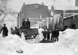 worst blizzard in history these are the worst march and april snowstorms in n j history how