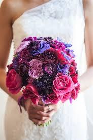 Wedding Flowers Roses The Prettiest Rose Wedding Bouquets For Every Season Mywedding