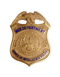 file historical corps of intelligence police badge jpg wikimedia