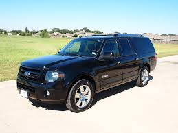 suv ford expedition 2008 ford expedition el limited 4x4 suv 48k miles 29 988 black