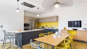 inspiration cuisine ouverte aménager une cuisine ouverte côté maison