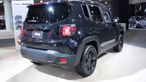 batman jeep 2016 jeep renegade latitude exterior walkaround price 2016 new