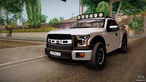 Ford Raptor Zombie Edition - ford raptor for gta san andreas