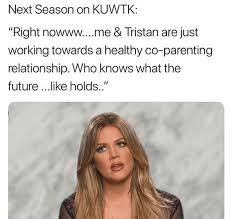 Khloe Kardashian Memes - top 10 tristan thompson cheating memes that will definitely make