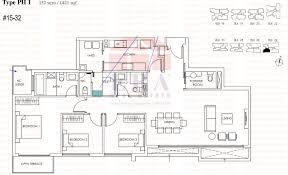 Bugis Junction Floor Plan Bedok Residences Integrated Condo And Mall At Bedok Mrt