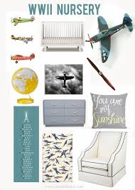 119 best airplane nursery images on pinterest airplane nursery