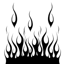 flame cut out template google search bill clipart library
