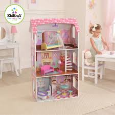 bedroom cute kidkraft dollhouse bookcase make interesting kids