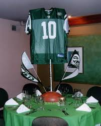 football centerpieces 10 ideas for a football theme bar bat mitzvah or party