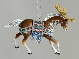 trail of painted ponies trail of painted ponies ornaments at