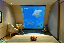 Wall Aquarium by Singapore Aquarium Hotel New Sentosa Suites With Aquarium Windows