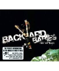 Backyard Babies Discography Punk Cd Daily Records
