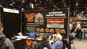 transworld u0027s halloween u0026 attractions show a huge hit for haunted
