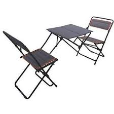 Folding Outdoor Table And Chair Sets Patio Portable Camping Bistro Set Folding Outdoor Picnic Table