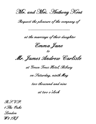 invitation wording etiquette formal wedding invitation wording gangcraft net