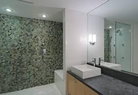 river rock bathroom ideas 15 pebble mosaic ideas for trend bathroom top inspirations