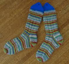 pattern kroy socks self striping yarns deborah cooke her books