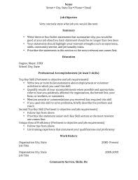 Warehouse Job Titles Resume Reverse Chronological Order Resume Free Resume Example And