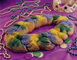 king cakes online traditional mardi gras king cake
