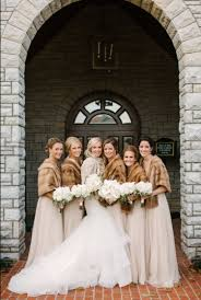 fur shawls for bridesmaids bridesmaid dresses designer yoo from twirl boutique in