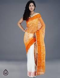dhaka sarees handloom dhaka cotton tant saree at rs 1699 set cotton tant
