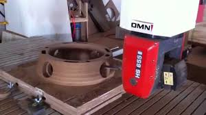 omni 5 axis cnc router wood working youtube
