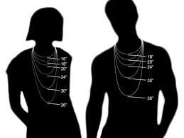 necklace length men images Gallery for necklace chain length men length of necklace chains jpg