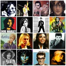 rock artist who died 2016 paying huge respects to these dead rockstars