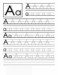kindergarten letter u writing practice worksheet printable