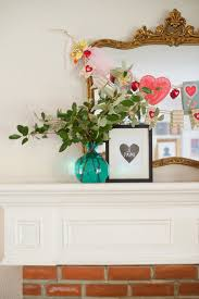 decorations wall mounted indoor fireplaces your daily ideas most romantic mantel of fireplace in valentine day ideas
