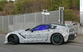 chevy plays with the corvette zr1 at the nurburgring gm inside news