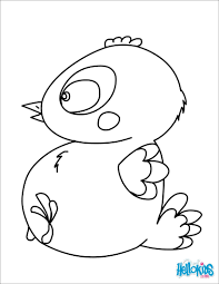 milk chocolate hen and coloring pages hellokids com