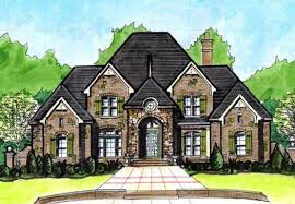 french country style house plans plan 66 378