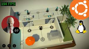 Linux Floor Plan by Hitman Go Gameplay U0026 Performance On Ubuntu Linux Native Youtube