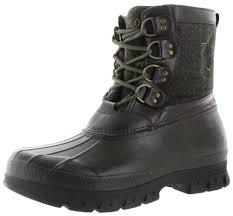 waterproof motorcycle boots polo ralph lauren crestwick men u0027s snow duck boots waterproof