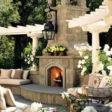 backyard fireplace designs best 25 outdoor fireplace designs ideas