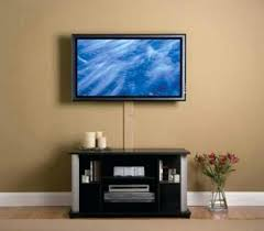 Lcd Tv Wall Mount Cabinet Design Wall Mounted Tv Designs U2013 Flide Co