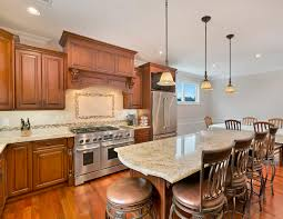 kitchen triangle design designing with cherry cabinets brick new jersey by design line