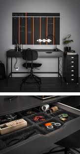 clean desk ideas