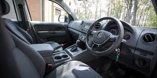 volkswagen amarok interior mitsubishi triton glx v volkswagen amarok core comparison top